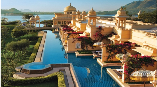 Udai Vilas Palace, Udaipur