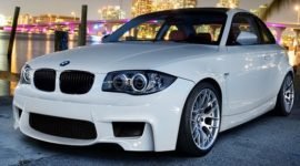 1-Series M Coupe