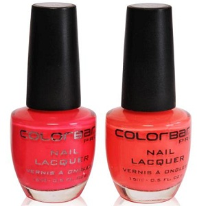 The Next Name In List Is That Of Colorbar Brand Launched 2004 Acclaimed For Its Rich Colors And Glossy Finish Comparatively