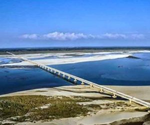 Top 15 Longest Road Bridges Above Water in India 2017