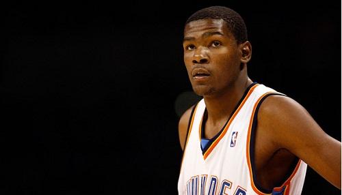 Kevin Durant, SF, Oklahoma City Thunder