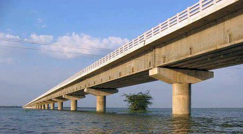 Korthi Kolhar Bridge