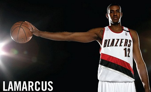 LaMarcus Aldridge, OF, Portland Trail Blazers