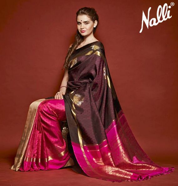 Top 14 Best Saree Brands in India – Most Famous