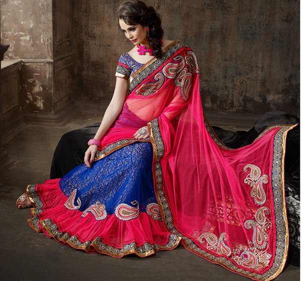 Below are the top 10 famous saree brands in india 1 nalli silk sarees