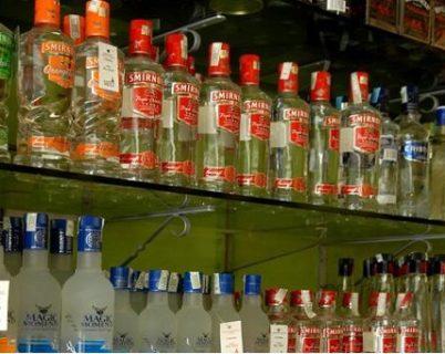 Vodka Brands in India