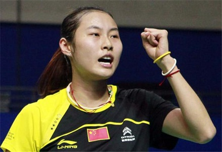 Wang Yihan