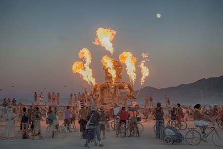 Burning Man, USA