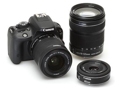 Canon EOS 100D (Canon EOS SL1)