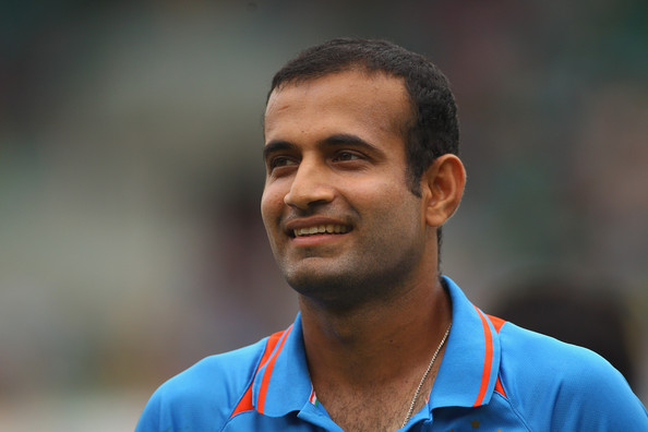 Irfan Pathan earned a  million dollar salary, leaving the net worth at 3 million in 2017