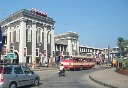 Thiruvananthapuram Railway Station