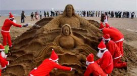 christmas celebration in india