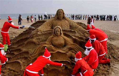 The 10 Best Places to Visit for Christmas Celebrations in India ...