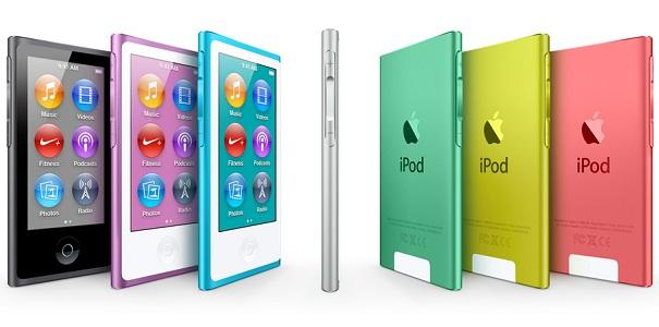 Apple iPod Nano 16 GB 7th Generation