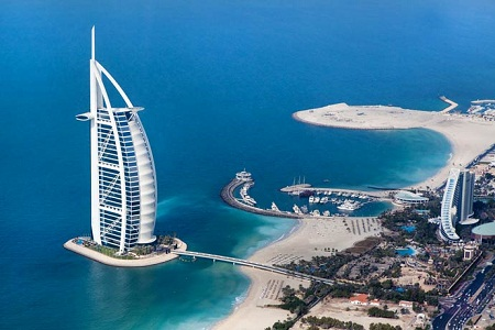 Burj Al Arab Hotels, Dubai