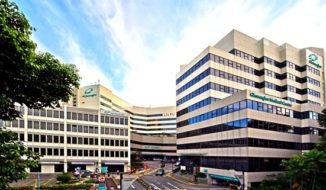 Gleneagles Hospital, Singapore