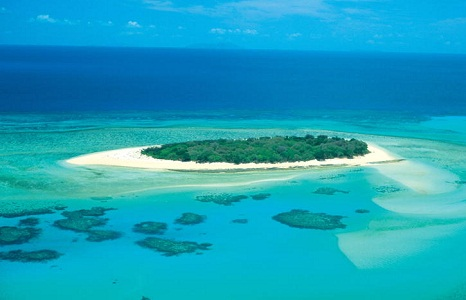 Great Barrier Reef Islands, Australia