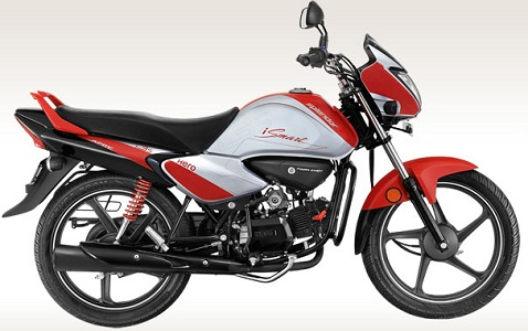 Hero Splendor iSmart