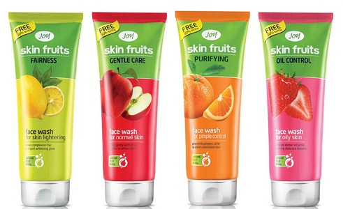 Joy Skin Fruits Fairness Face Wash