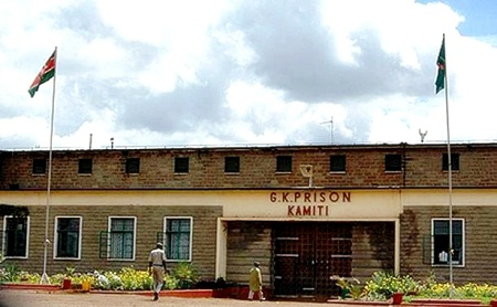 Kamiti Maximum Security Prison, Nairobi, Kenya