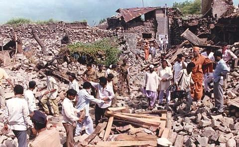 Latur Earthquake (1993)