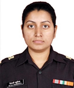 Major Mitali Madhumita