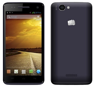 Micromax Canvas 2 Colors A120 with 8GB ROM