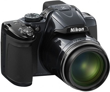 Nikon Coolpix P520 Advance Point and Shoot