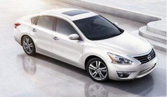 Nissan Sunny CVT Automatic