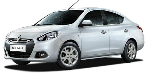 Renault Scala CVT Automatic