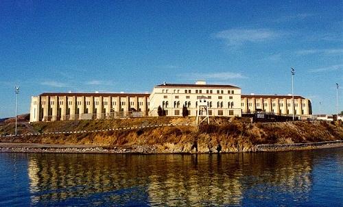 San Quentin Prison, California