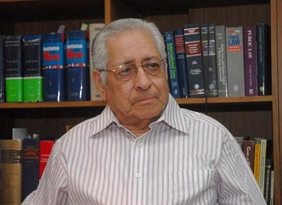 Soli J Sorabjee