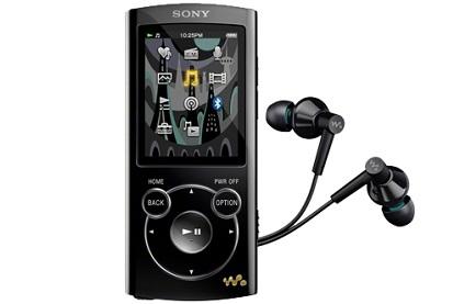 Sony Walkman NWZ-S764 8 GB MP3 Player