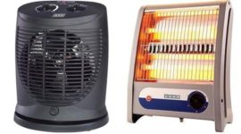 Usha Room Heater