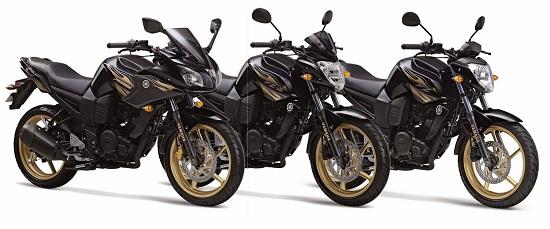 Yamaha FZ-S (or Fazer)