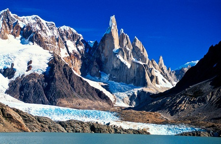 Cerro Torre, Argentina and Chile