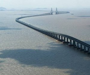 The Top 15 Longest Bridges in Asia 2017