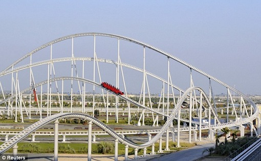 Formula Rossa – Ferrari World
