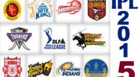 IPL Season 8 2015
