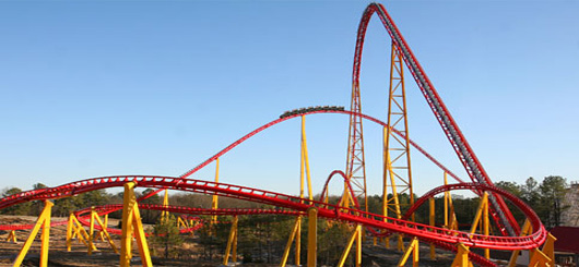 Intimidator - Kings Dominion Park, United States