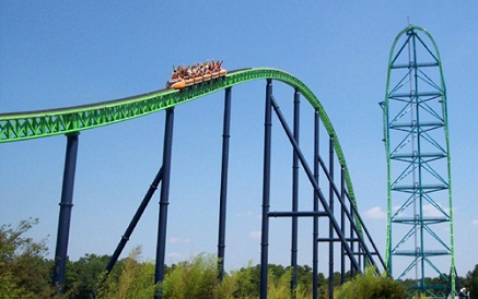 Kingda Ka - Six Flags Great Adventure, United States