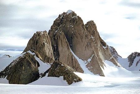 The Spectre, Antarctica