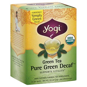 Yogi Pure Green Tea