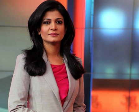 Top 10 Most Beautiful Female News Anchors in India - World Blaze