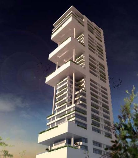 Gautam Singhania Residence