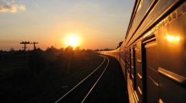 Moscow-Vladivostok, Russian Railways