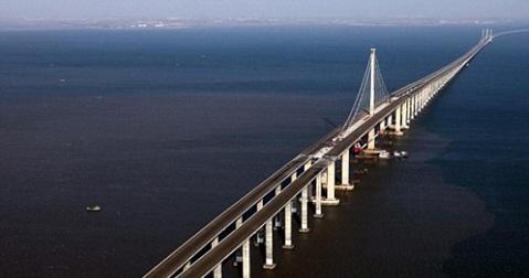 Qingdao Haiwan Bridge