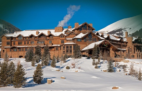 the next name on this list is that of a ski resort called the pinnacle in montana usa the house has extraordinary location in addition to facilities like