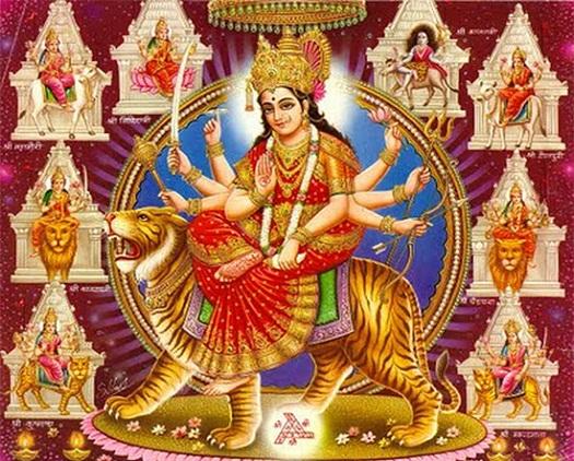 Vasant or Chaitra Navratri