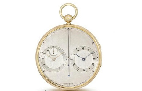 Breguet & Fils Paris, No 2667 Precision Watch